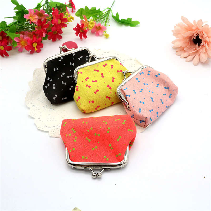 2018 Cute Girl Plush Coin Purse Dream Star Student Portable HASP Ladies Coin Keys Holder Feminina For Christmas Gift