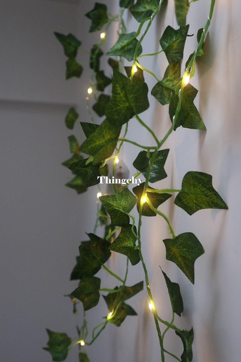 luzes da corda do diodo emissor de