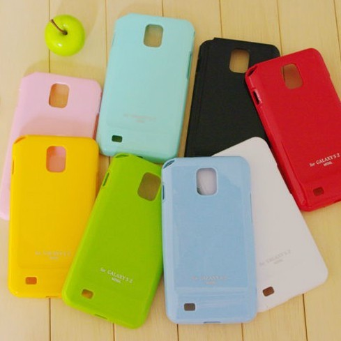 For samsung   m250l mobile phone case protective case m250l phone case housing cover silica gel sets