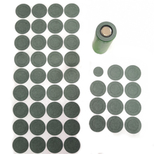 1000 pces 1s 26650 li ion bateria isolamento junta de papel cevada bloco de bateria célula isolamento cola remendo elétrodo isolado almofadas