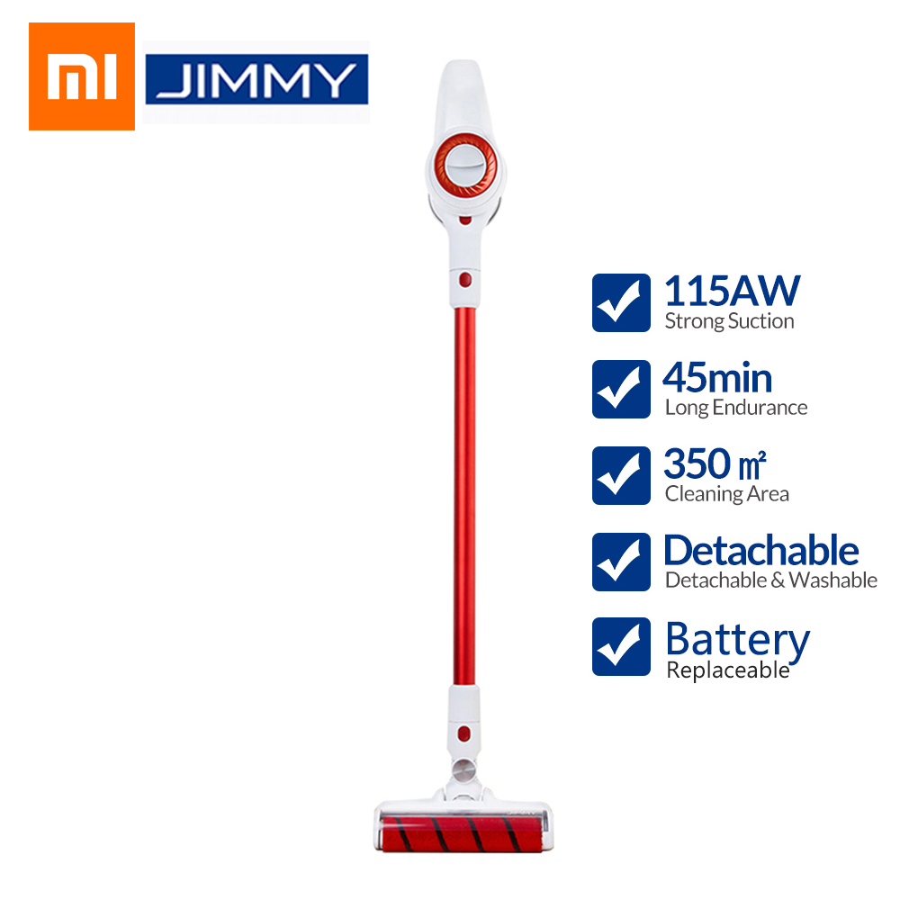 Free Duty 2019 Xiaomi Dreame V9 Vacuum Cleaner Jimmy JV51 Wireless Handheld Cordless Stick Vacuum