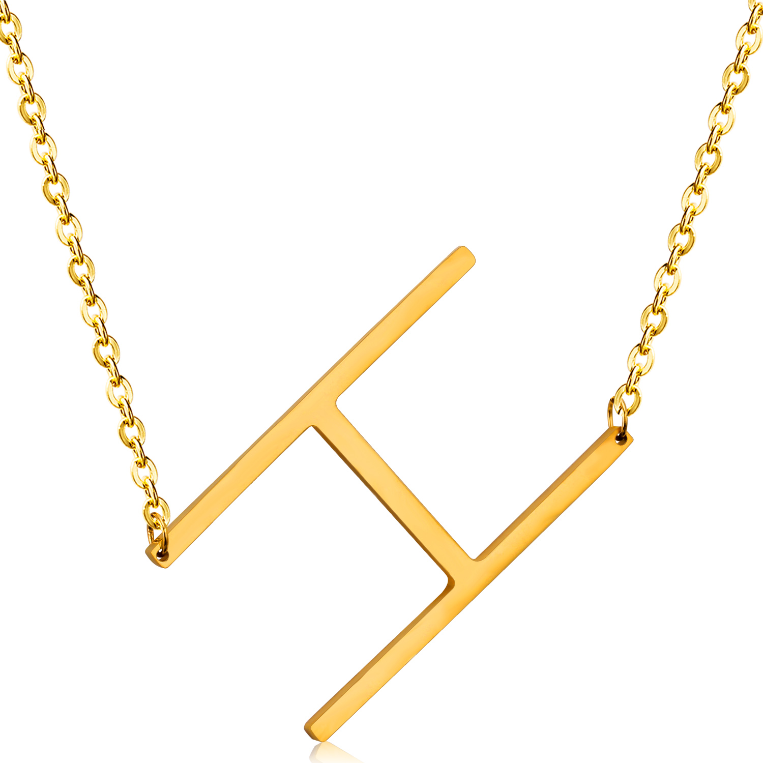Brand New Capital Initial H Letter Pendant & Necklace Fashion Alphabet  Necklace(China (Mainland - Online Buy Wholesale H Pendant From China H Pendant Wholesalers