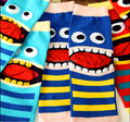 Все продажи Милый Смешной мультфильм носки женщины 3D печатных продуктов питания женские носки Calze Донна симпатичные носки для женщин chausette femme