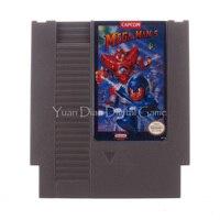 닌텐도 NES 비디오 게임 카트리지 콘솔 카드 메가 남자 5 영어 미국/EU 유니버설 버전