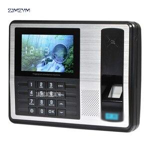 Biometric Punch Card Employee