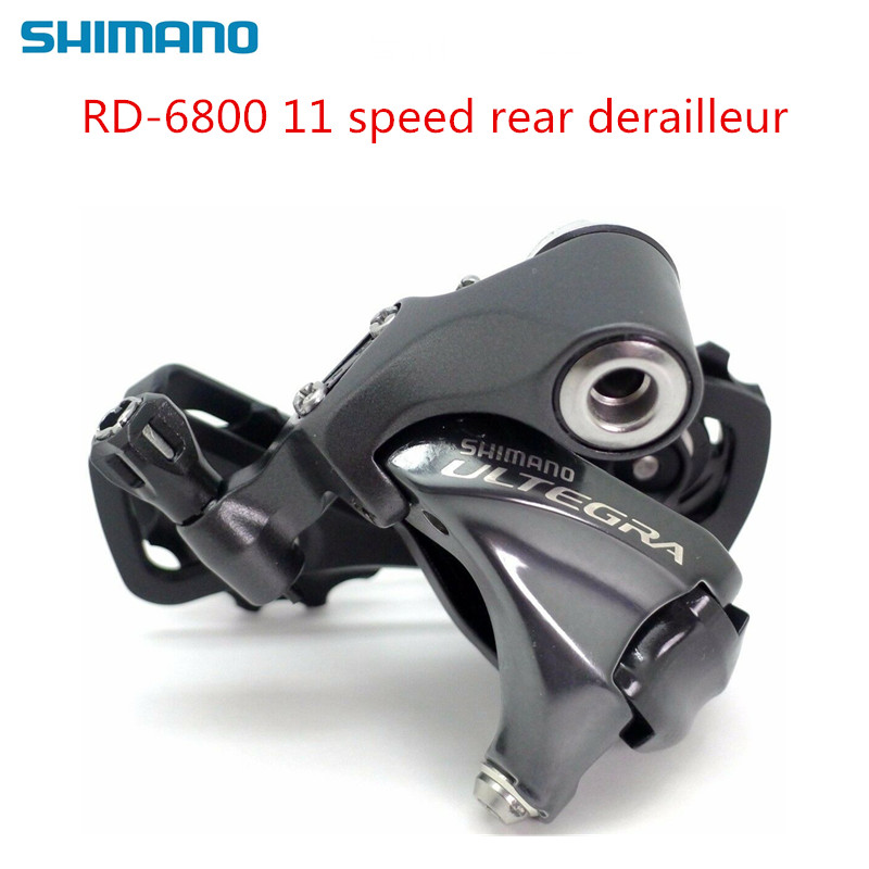 Shimano Ultegra 6800 RD 6800 SS 11 Speed Road Bike Bicycle Rear Derailleur Short MEDIUM Mid