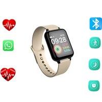 Men Women smartwatch 1.3 IPS Heart Rate Monitor Blood Pressure for Huawei Samsung xiaomi phone Smart Watch B57 IP67 waterproof