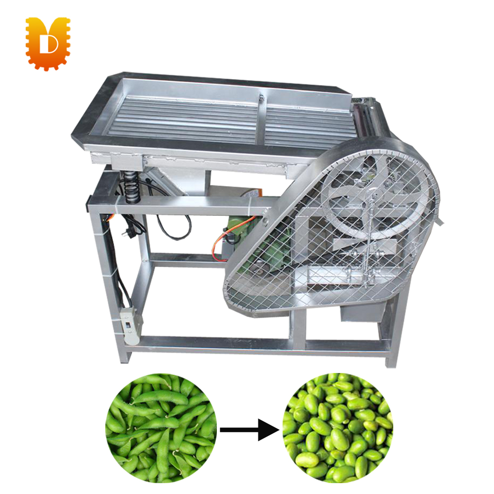Hot Sale Stainless Steel Soybean/Bean Shelling Machine Hot Sale Stainless Steel Soybean/Bean Shelling Machine