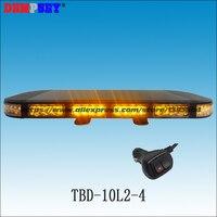 TBD-10L2-4 высокое качество светодиодный мини lightbar, аварийное, мигающий свет, сигары выключатель света