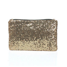 Shining Sequined Women Envelope Dazzling Sequins Evening Bag
