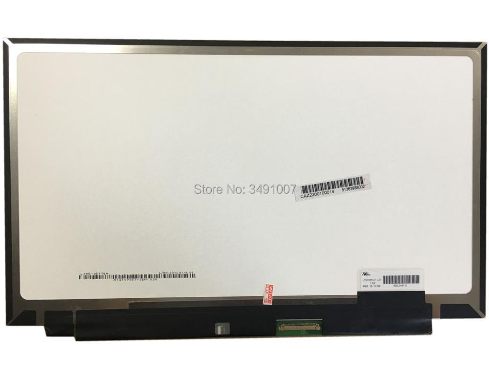 LTN133YL01-L01 LTN133YL01 L01 13.3 3200*1800 LCD Display Screen NEW NO-TOUCH g121s1 l01 lcd displays