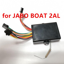 цена на Original JABO-2AL bait boat reciever PCB boards for JABO-2AL bait boat FISHING BOAT