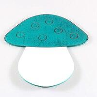 Mushroom Shape Oversized 15cm Fridge Magnet /Dry Erase Flexible Magnetic Whiteboard/Memo Pad/Message Board/Dialog Box Magnet