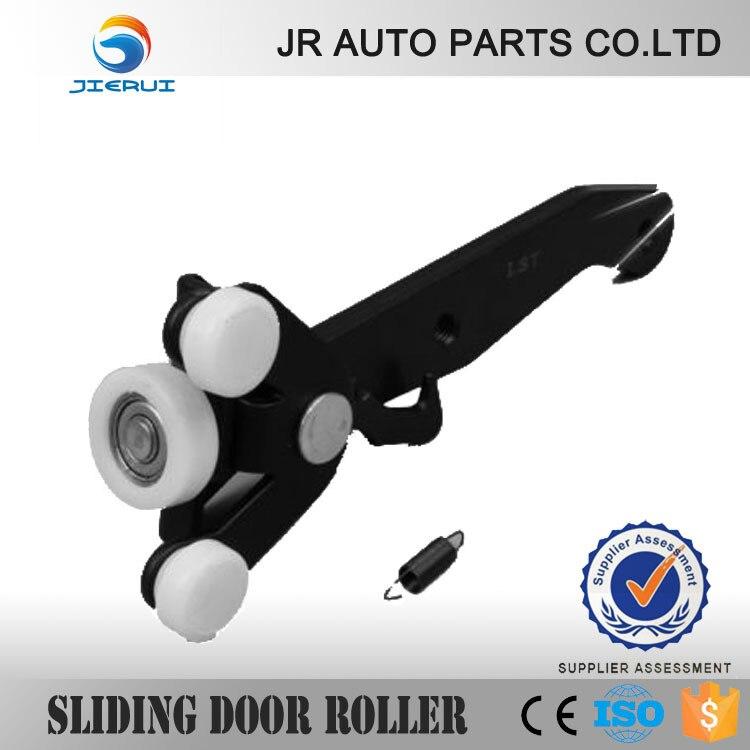 JIERUI VW T5 CAR SLIDING DOOR ROLLER RIGHT SIDE BOTTOM ROLLER & ARM GUIDE 7H0843398 F