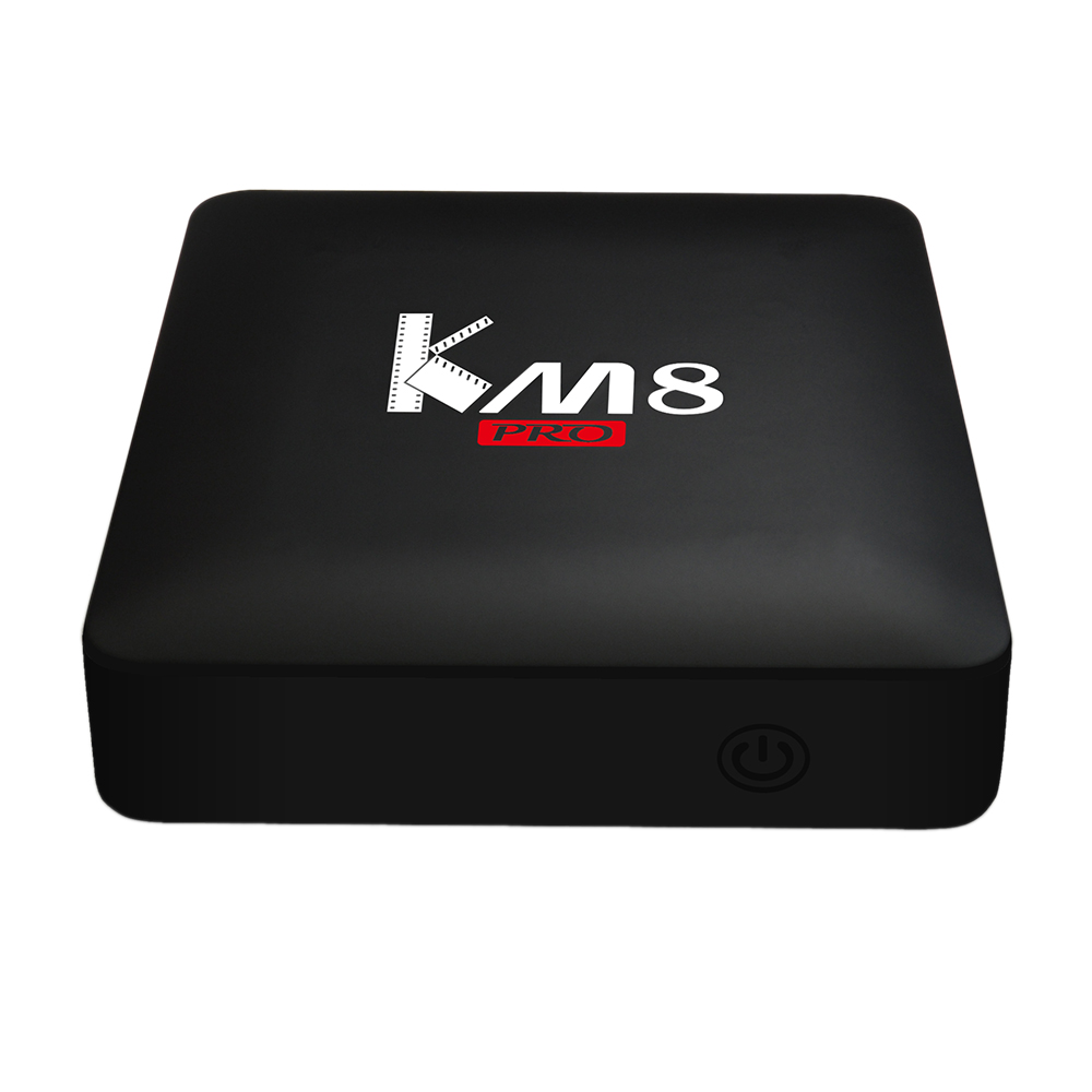 KM8 Pro 2GB 16GB Smart Android 6.0 TV Box Amlogic S912 64 bit Octa core KODI 17.0 4K 2.4G&5.0G WiFi 1000M LAN H.265 Media Player zidoo x6 pro android 5 1 lollipop octa core tv box rk3368 2gb 16gb 1000m lan dual band wif bt4 0 4k 2k h 265 kodi 3d
