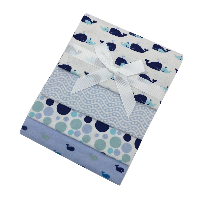 4pcs/lot Baby Blanket 100%cotton Flannel Baby Quilt Receiving Newborn Colorful Cobertor Baby Bedsheet Supersoft Blanket 76x76cm