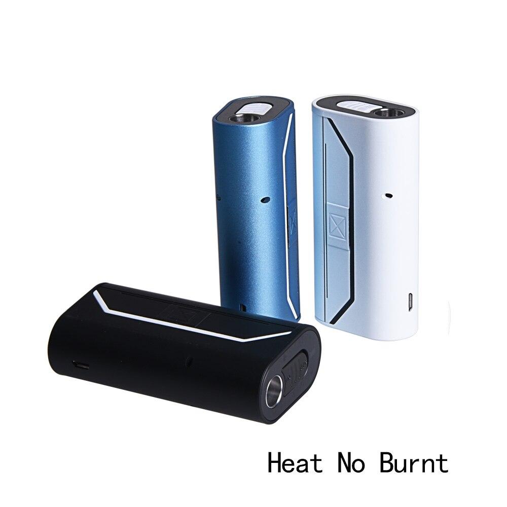 Ciggo Bluetooth herbstick CS4 boîte mod bâton chauffant vaporisateur herbe sèche Vaper à base de plantes e cigarette recharge cartouches bâton de chaleur