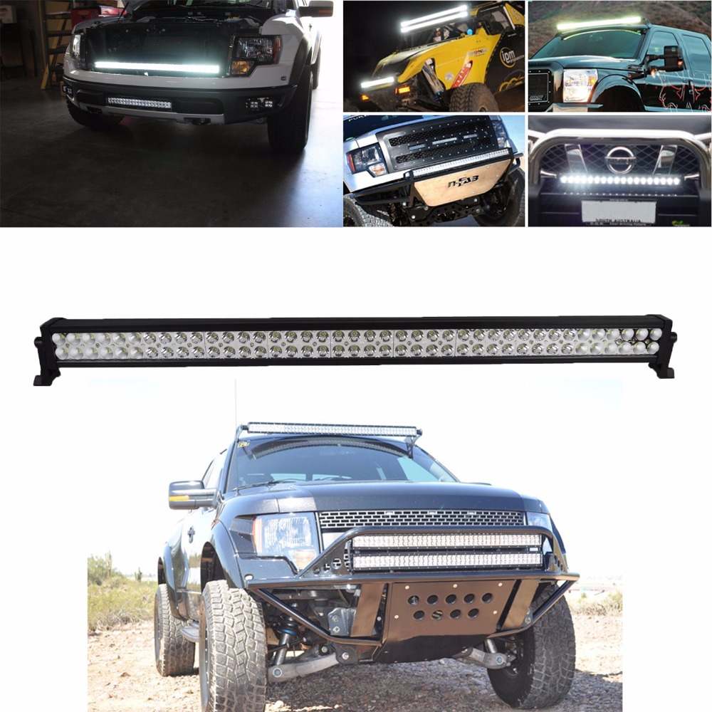 Germany stock free shipping 240w led light bar 4x4 combo beam germany stock free shipping 240w led light bar 4x4 combo beam 24000lms 42inch car driving lights off road accessories in light barwork light from aloadofball Images