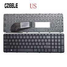 US Nuova Tastiera del computer portatile PER HP 15 g000 15 r000 15 g 15 r 250 G3 255 G3 256 G3 15 r007nc 15 r008nc 15 r009nc 15 r010nc con Telaio
