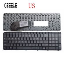 Us novo teclado do portátil para hp 15 g000 15 r000 15 g 15 r 250 g3 255 g3 256 g3 15 r007nc 15 r008nc 15 r009nc 15 r009nc 15 r010nc com quadro