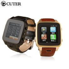 Android Smart Watch phone M8 mit SIM GPS 3G WiFi GPRS 1G RAM 8G ROM 5.0MP CAM Dual Core CPU Android Bluetooth Smartwatch