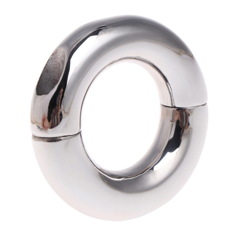 Penis cock Rings Stainless Steel Ball Ring Stretcher Penis Enhancer For Male Delay Ejaculation dropshipping