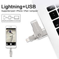 Suntrsi USB Flash Drive 32GB For Iphone 7 7 Plus 6s 6 6plus 5 Pen Drive