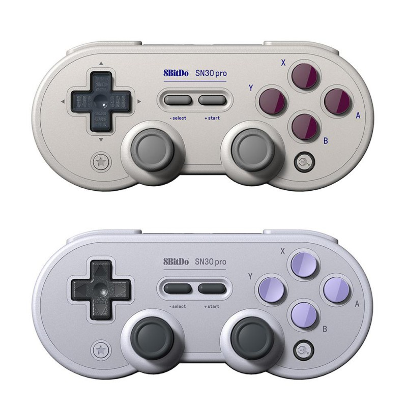 8BitDo SN30 Pro G Classic Wireless Gamepad Controller for Nintend Switch PC Android Device8BitDo SN30 Pro G Classic Wireless Gamepad Controller for Nintend Switch PC Android Device