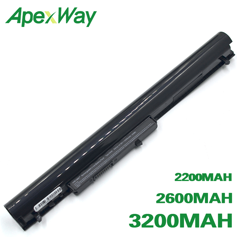 ApexWay Laptop Battery for Compaq Presario 15-h000 15-S000 for HP OA04 OA03 HSTNN-LB5Y HSTNN-LB5S HSTNN-PB5Y 240 G2 CQ14 CQ15(China)