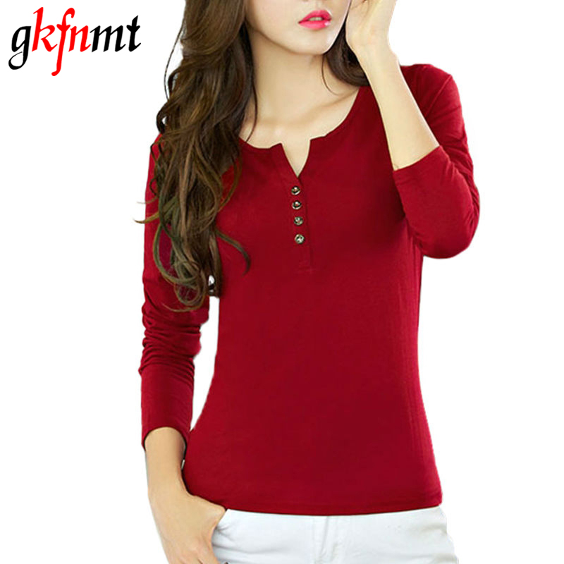 t shirt women long sleeve womens tops 2017 autumn winter. Black Bedroom Furniture Sets. Home Design Ideas