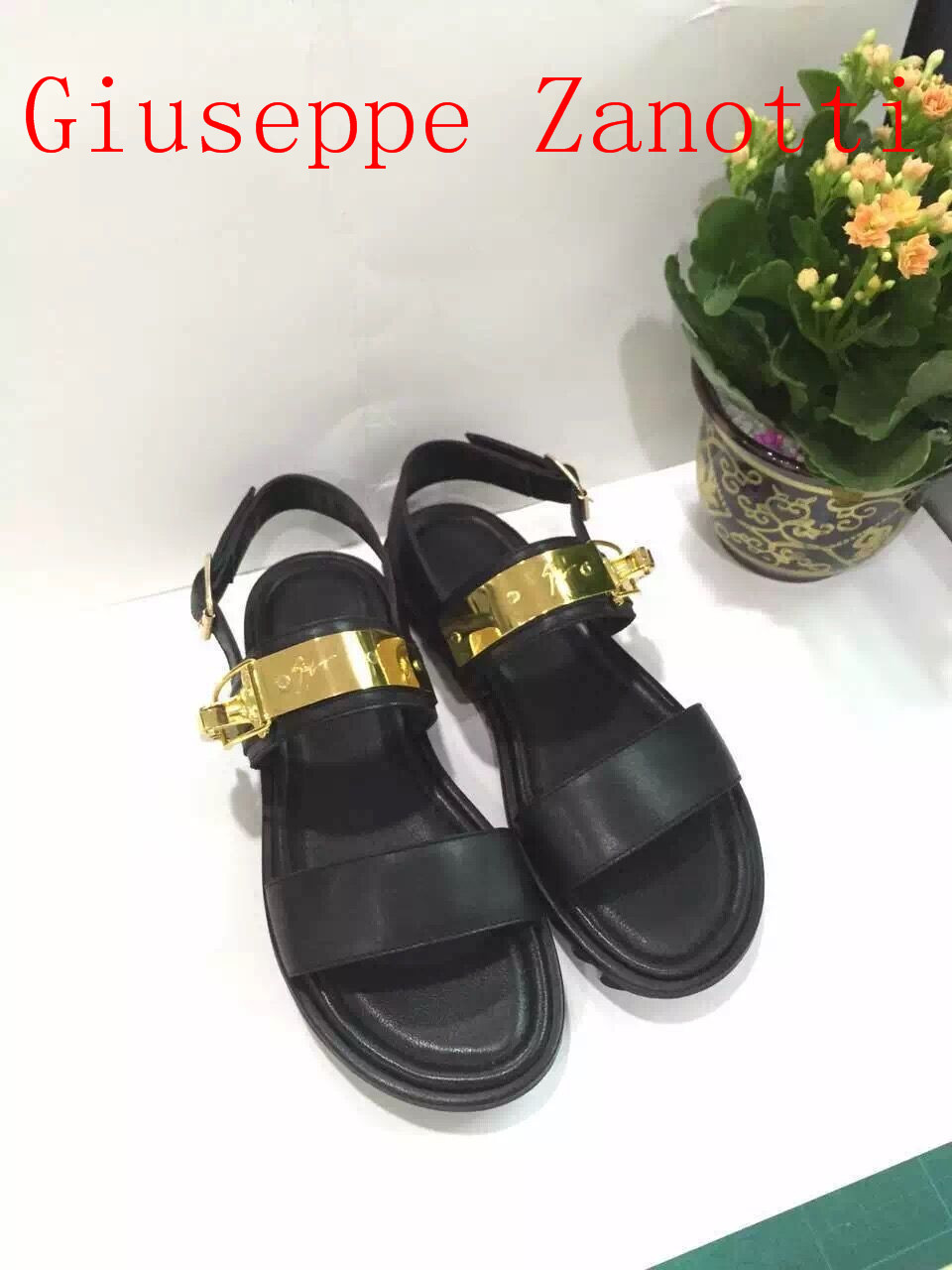049a167e0dd4 Summer shoes The man s sandals buscemi -in Women s Sandals from Shoes on  Aliexpress.com