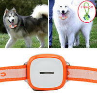 Mini Cat Dog Pet GPS Tracker Waterproof 2160 Hours Standby GSM GPRS Tracking Locator With SOS Alarm System Tracking Device