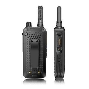Image 3 - ใหม่ 4G เครือข่ายวิทยุ Android 6.0 ระบบ Global Call Intercom เครื่องรับโทรศัพท์มือถือวิทยุ walkie talkie พร้อมอุปกรณ์เสริม