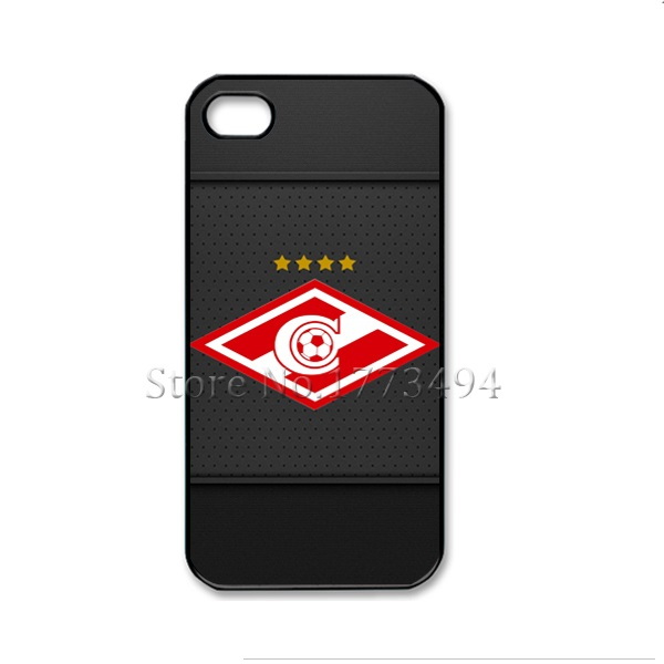 FC Spartak Moscow Case for iPhone 4 4S 5 5S 5C 6 6S Plus Touch 5 Samsung Galaxy S3 S4 S5 Mini S6 Edge Note 2 3 4 A3 A5 A7 E5 E7