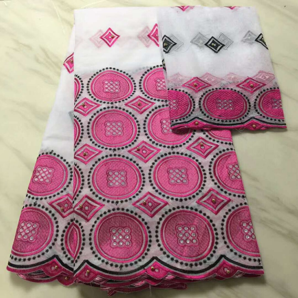 5yards+2yards African Cotton Swiss Voile Lace Fabric High Quality 2018 Swiss Voile Lace In Switzerland Cotton Africa Lace Fabric5yards+2yards African Cotton Swiss Voile Lace Fabric High Quality 2018 Swiss Voile Lace In Switzerland Cotton Africa Lace Fabric