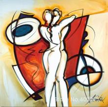 Abstract Art online,modern Paintings,Endless Love,High quality,Hand-painted