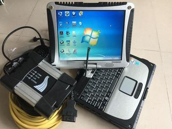 for bmw icom scanner next super ssd 720gb software ista d ista p expert mode cf-19 toughbook touch screen windows 7 64bit