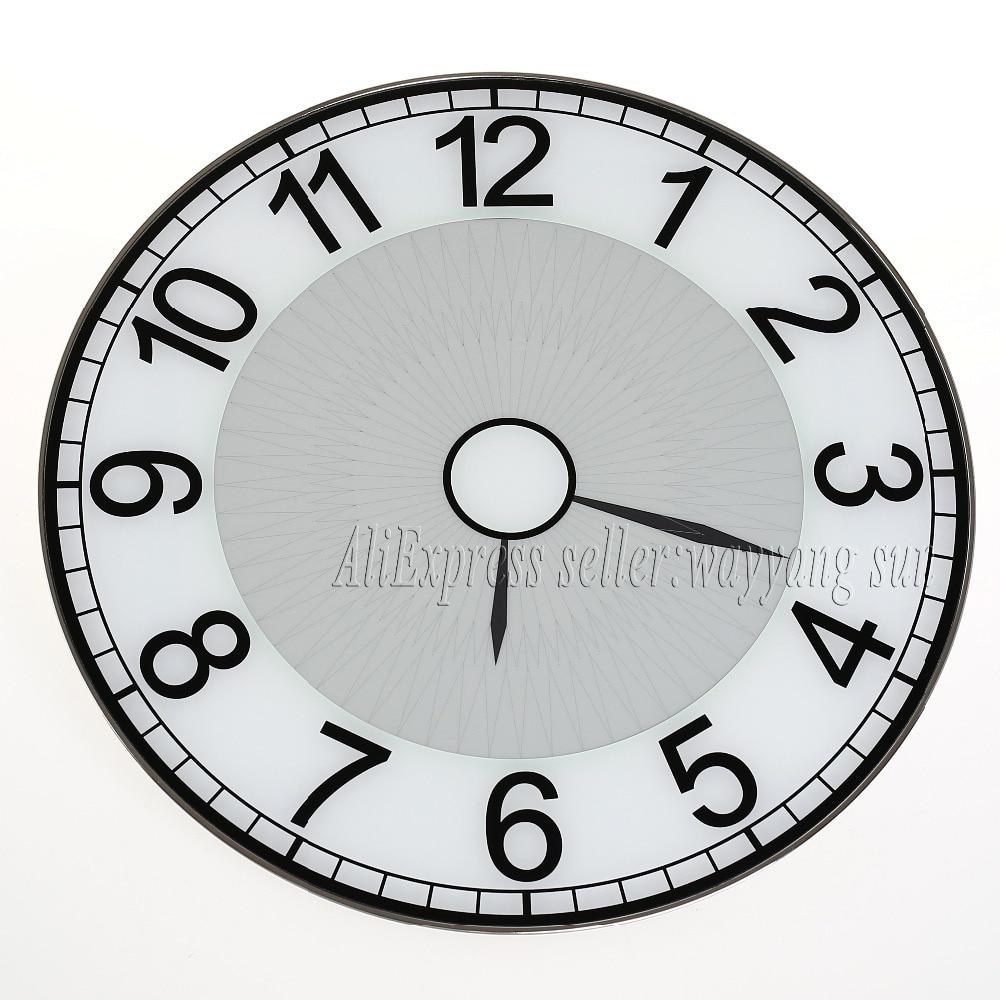 Fullsize Of Tech Wall Clock