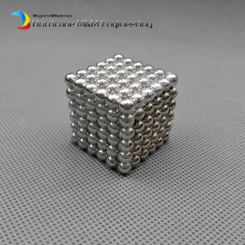 1 set 216 pcs NdFeB Magnet Balls 5mm diameter Strong Neodymium Sphere D5 ball Magnets Rare Earth Magnets