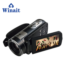 Professional Video Camera With Remote Control 24MP 10X Optical Zoom 1080P Video Recording HDV Camcorder Digital HDV-Z80