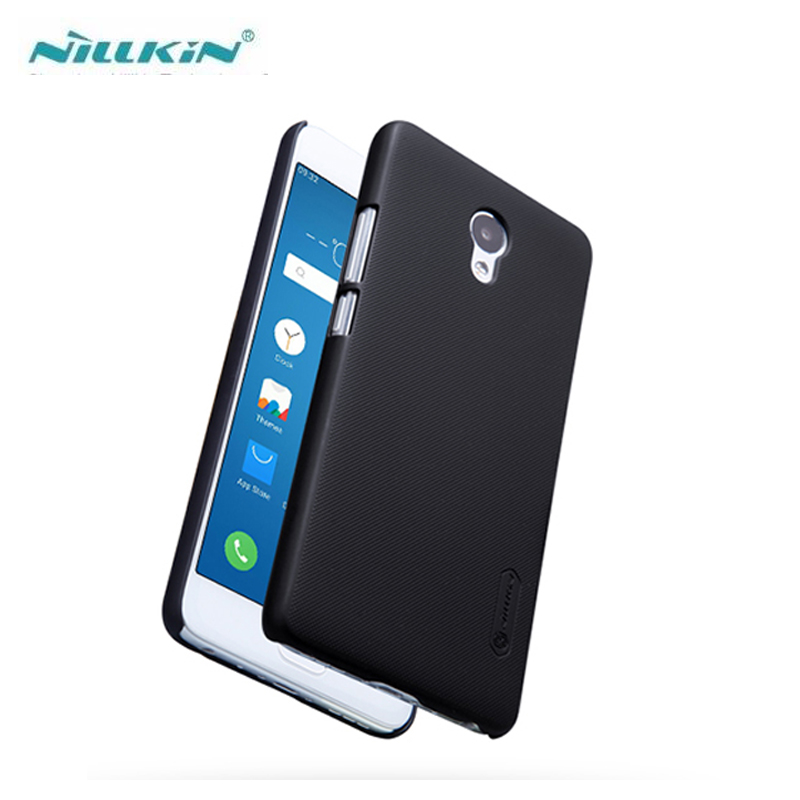 meizu m5 m6 note case nillkin frosted shield plastic hard phone covers cases for meizu m6 m5. Black Bedroom Furniture Sets. Home Design Ideas