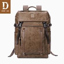 DIDE 2018 String Cover Laptop Backpack Men Waterproof Male Mochila bagpack back pack schoolbag bag backpacks for teenagers