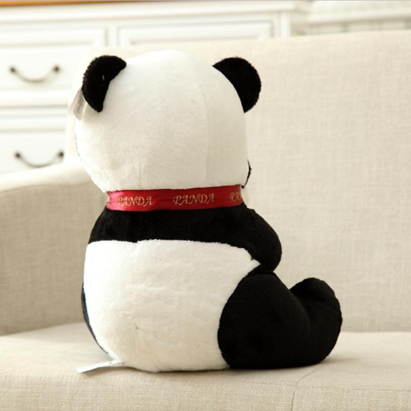 25 cm Plush Toys Panda Mother And Child Plush Cartoon Animals Doll Birthday Gift