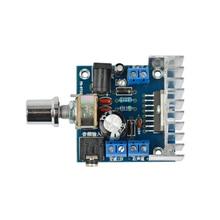 AIYIMA TDA7297 2.0 carte amplificateur de voiture double canal carte amplificateur Audio DC 12 V pour 4 8ohm haut parleur 15 W + 15 W