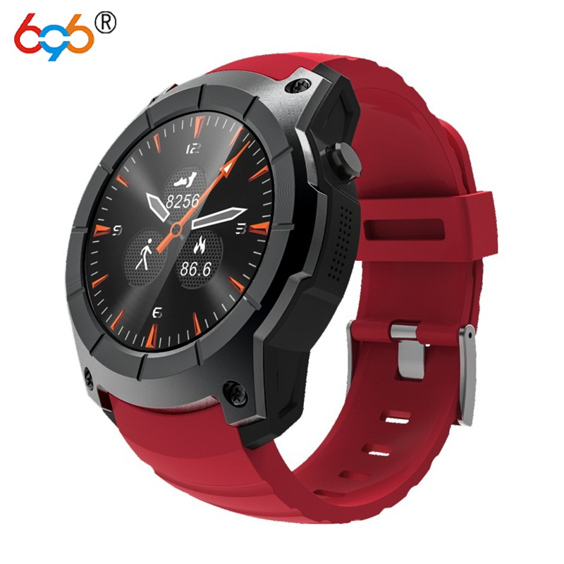 Smart Watch S958 Pedometer Fitness Tracker Heart Rate Monitor SmartwatchSmart Watch S958 Pedometer Fitness Tracker Heart Rate Monitor Smartwatch
