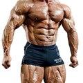 Músculo Vivo Mens Shorts Short de Compresión Masculino Hombres Bodybuilding Leggings Ropa Gymshark Bermudas Masculina de Carga Activa