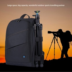 Waterproof Outdoor Camera Photo Bag Case Multi-functional Camera Backpack Video Digital DSLR Bag for Nikon/ for Canon/DSLR