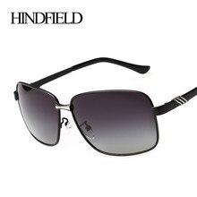 HINDFIELD Moda Polarizadas gafas de Sol de Los Hombres Conductor Espejo Gafas de Pesca Masculinos Eyewears Deportes Al Aire Libre gafas de sol hombre