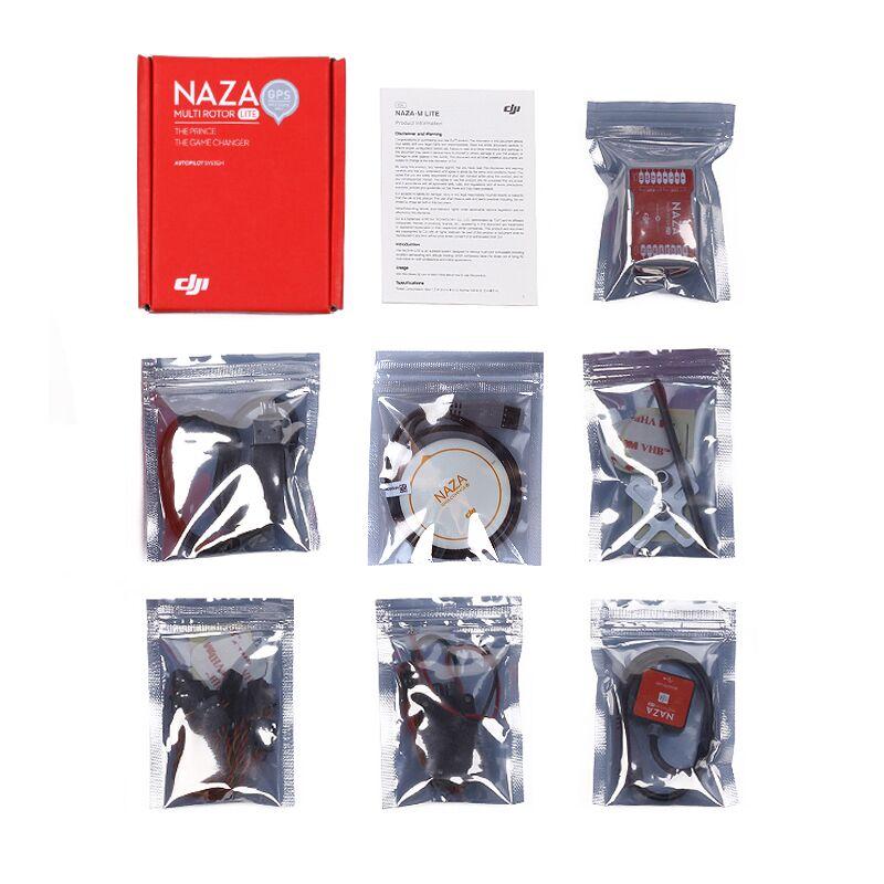 DJI Naza M Lite Flight Controller Naza M Lite with GPS Multi rotor Fly Control Combo