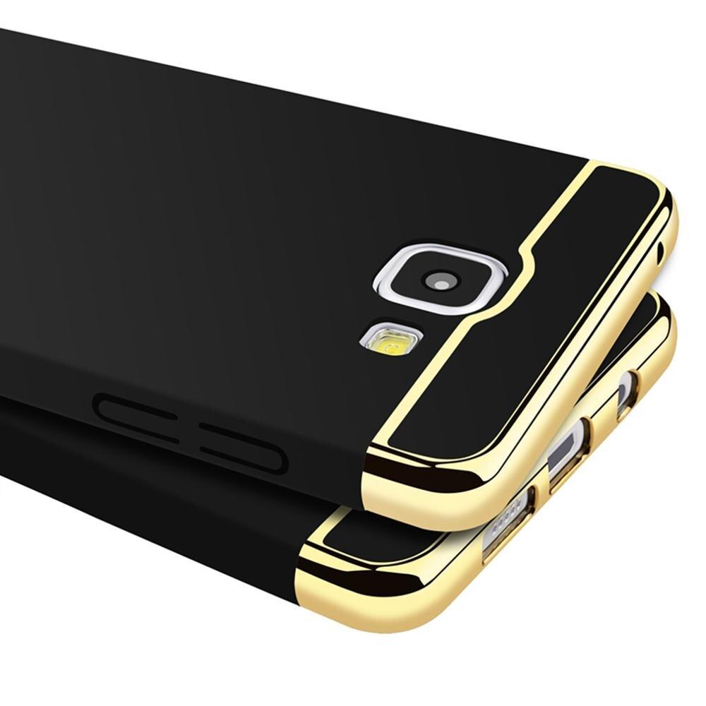 Caixa de Plástico rígido Para Samsung Galaxy A3 2017 A320 A320F Cobertura Completa Caso Saco Do Telefone de Proteção Ultra Fino Para Samsung a320 2017